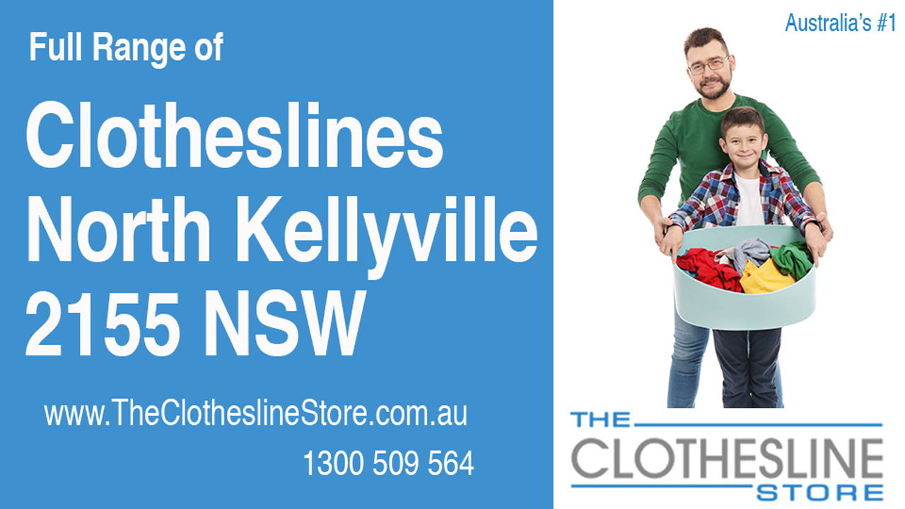Clotheslines North Kellyville 2155 NSW