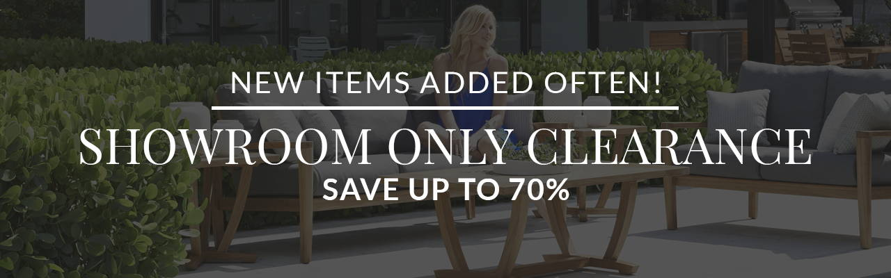 New items added often. Shop Showroom Only Clearance. Save up to 70%