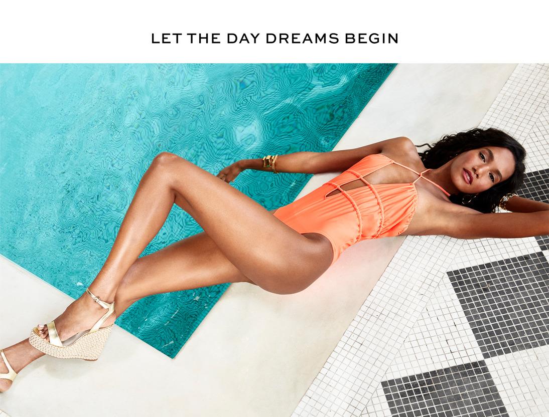Let The Day Dreams Begin