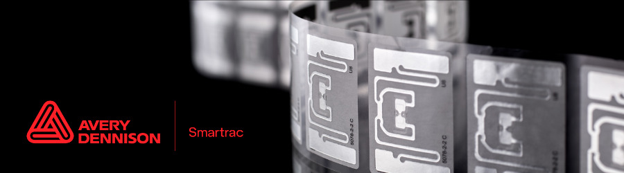 Smartrac Avery Dennison RFID Tags and Brand Labels
