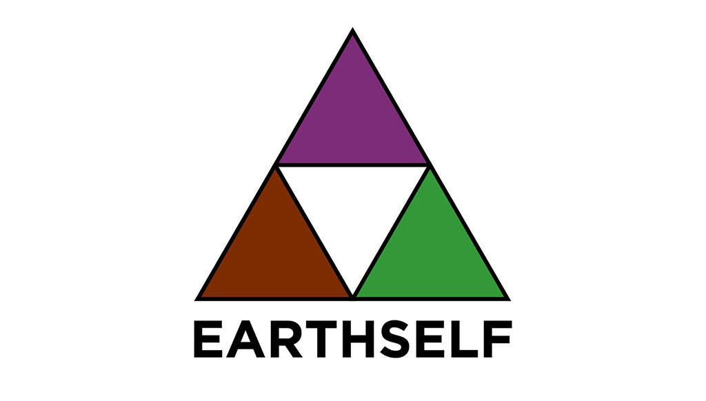 Earthself podcast logo