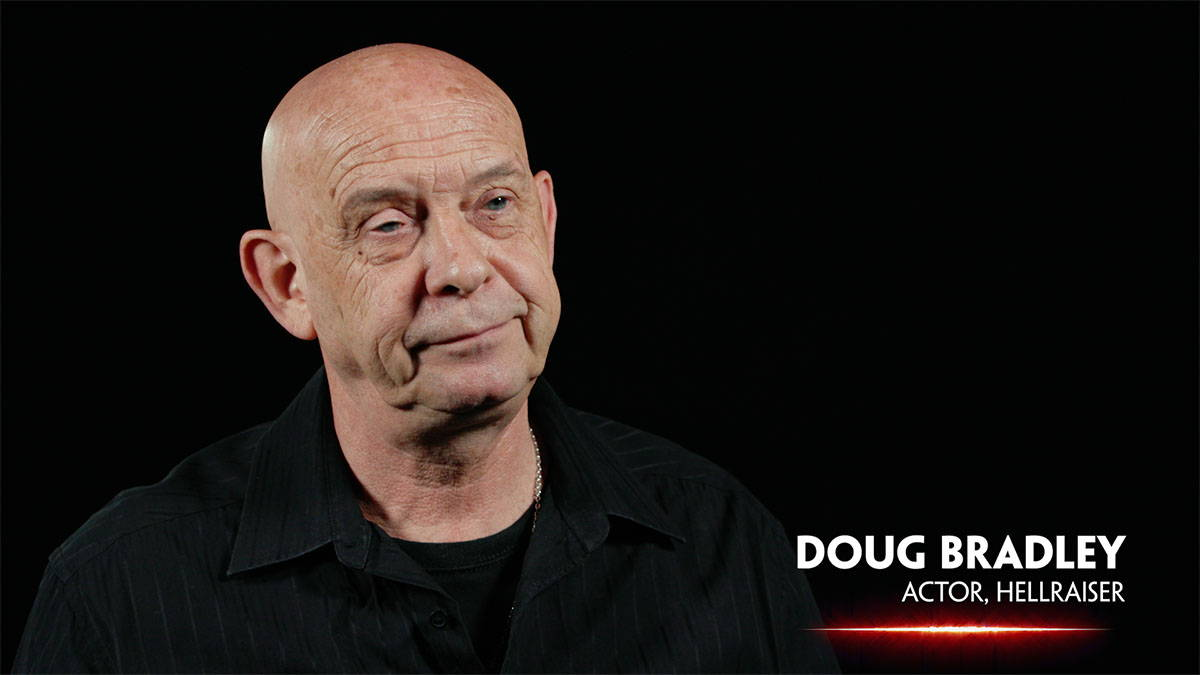 In Search of Darkness: Doug Bradley interview