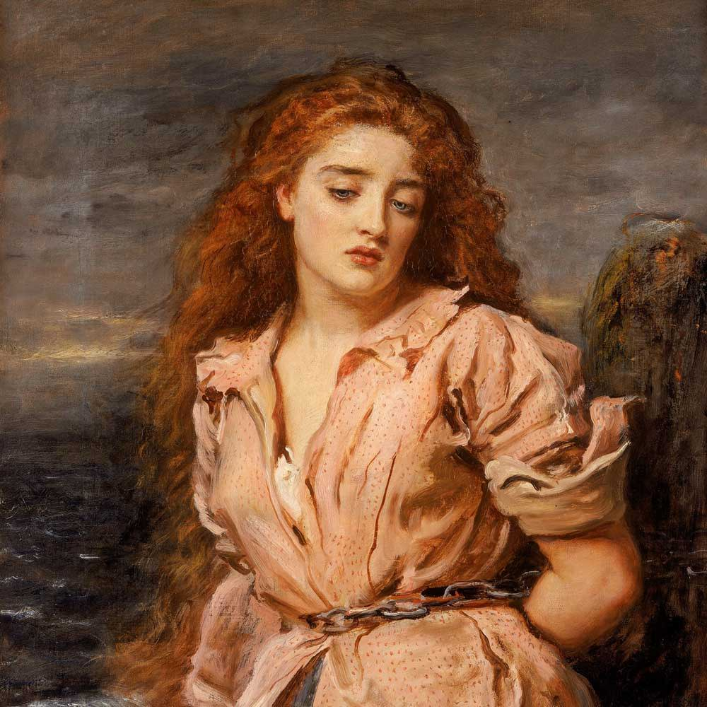 John Everett Millais artwork