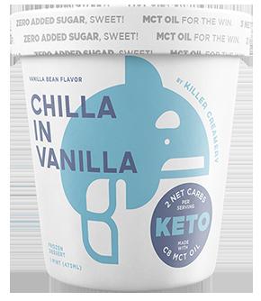 Chilla in Vanilla