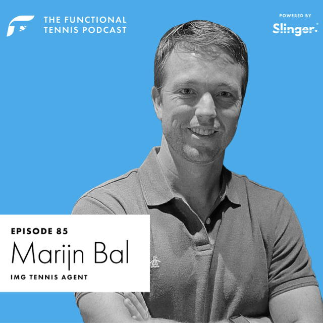 Marijn Bal  on the Functional Tennis Podcast
