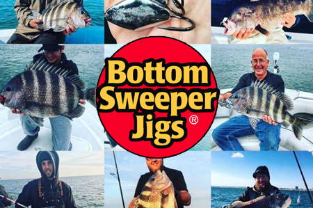 Bottom Sweeper Jigs
