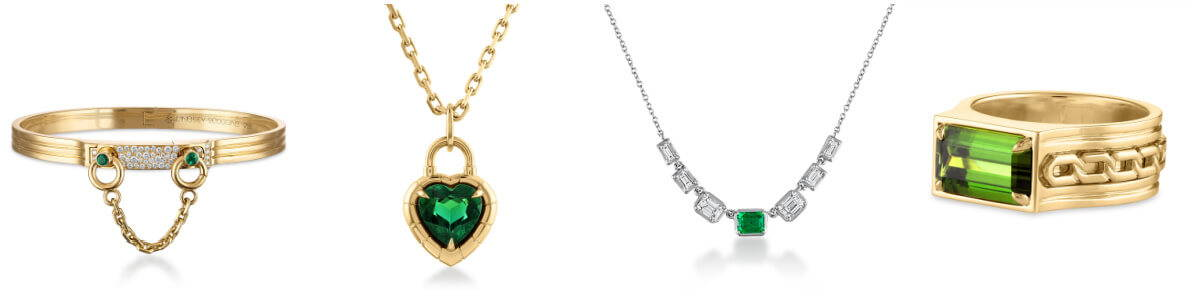 New jewelry Lindsey Scoggins Studio