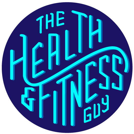 The Health & Fitness Guy logo