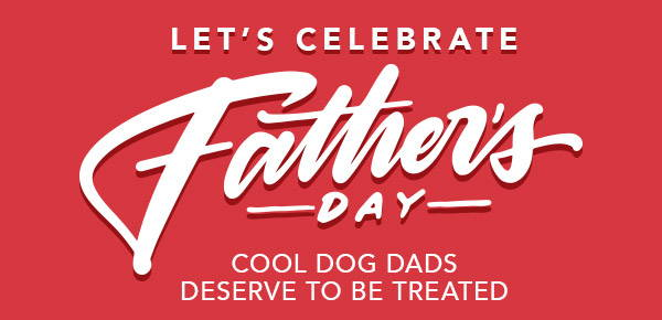 let's celebrate Father's day mobile banner