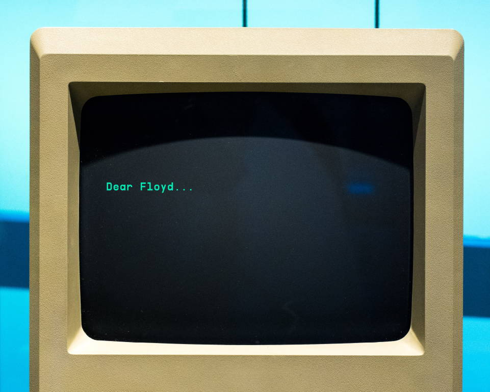 Dear Floyd