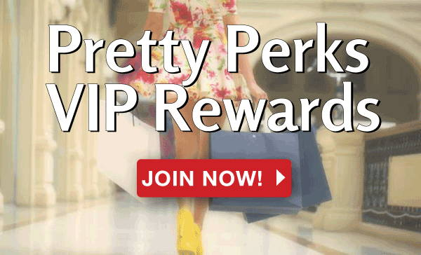 Join Pretty Perks VIP Rewards