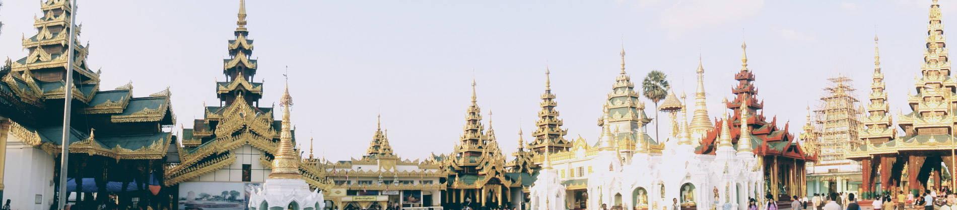 Yangon Shwe Dagon Pagoda