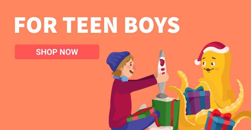 For Teen Boys