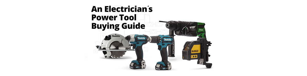 power tools for electricians