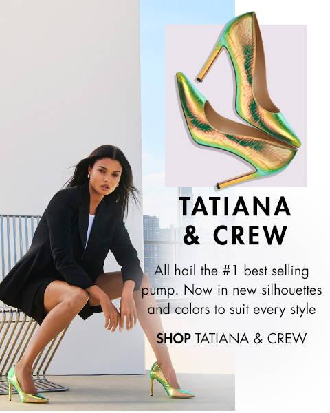 Shop Tatiana & Crew