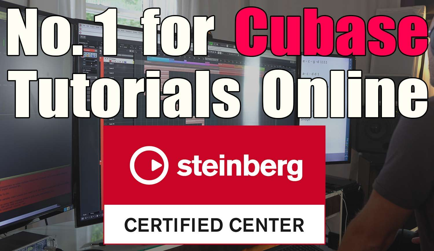 The Best Cubase Tutorials Online