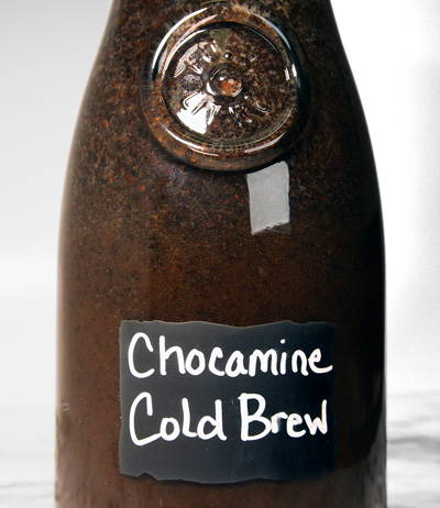 Chocamine Cold Brew Coffee