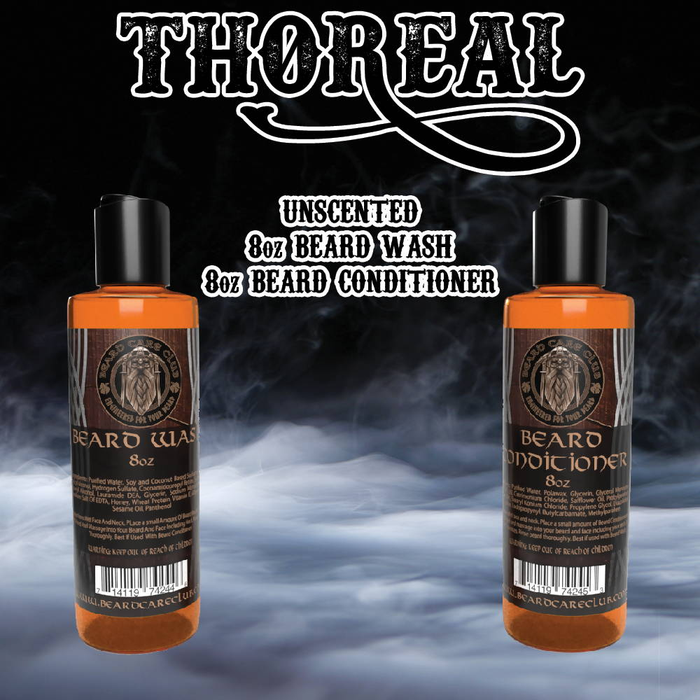 Scent Of The Month Club – Beard Care Club
