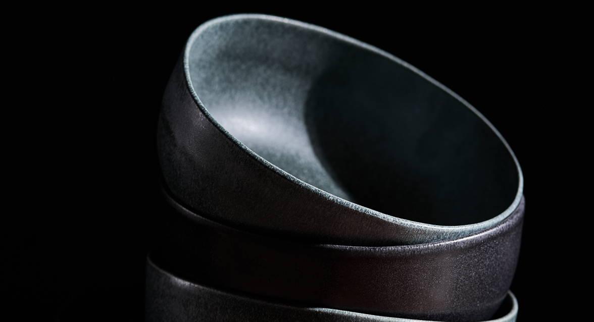 Steingut Geschirr Keramik Unikate Wabi Sabi