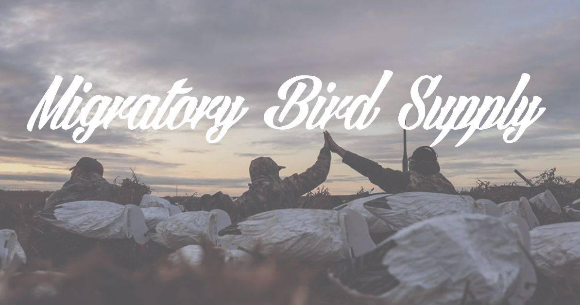 Migratory Bird Supply