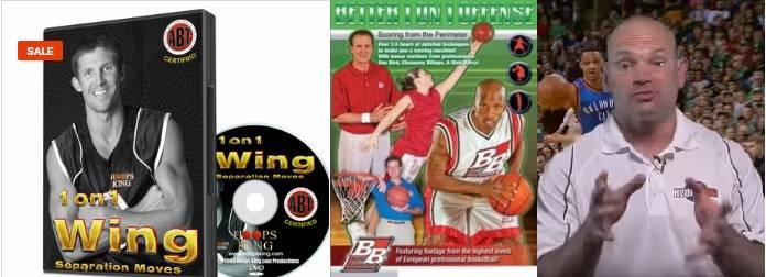 1 on 1 basketball offense
