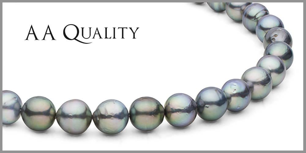 Tahitian Pearl Grading: AA Quality