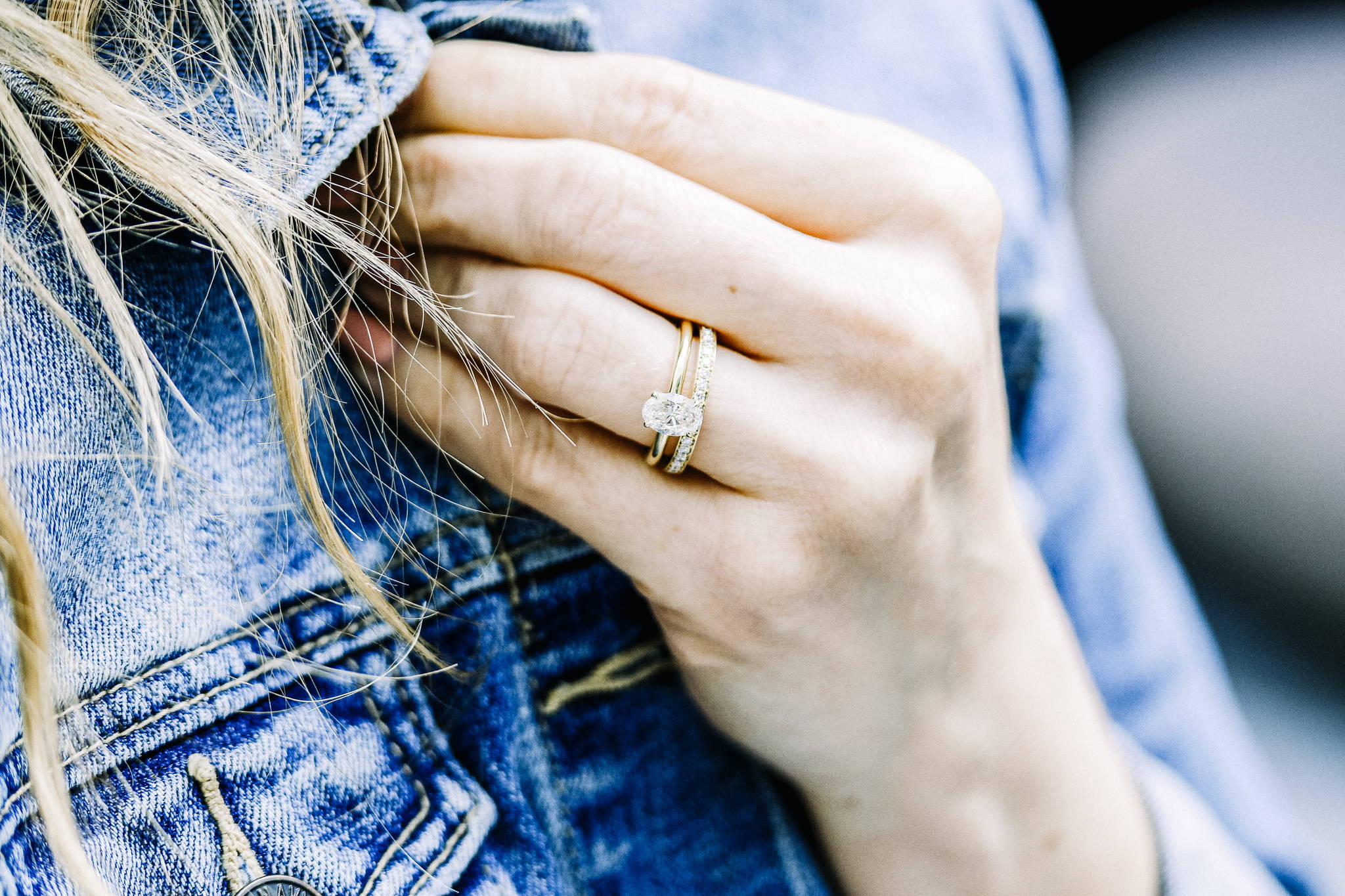 Jewelry Protection Plan Coverage on Engagement Ring and Jewelry