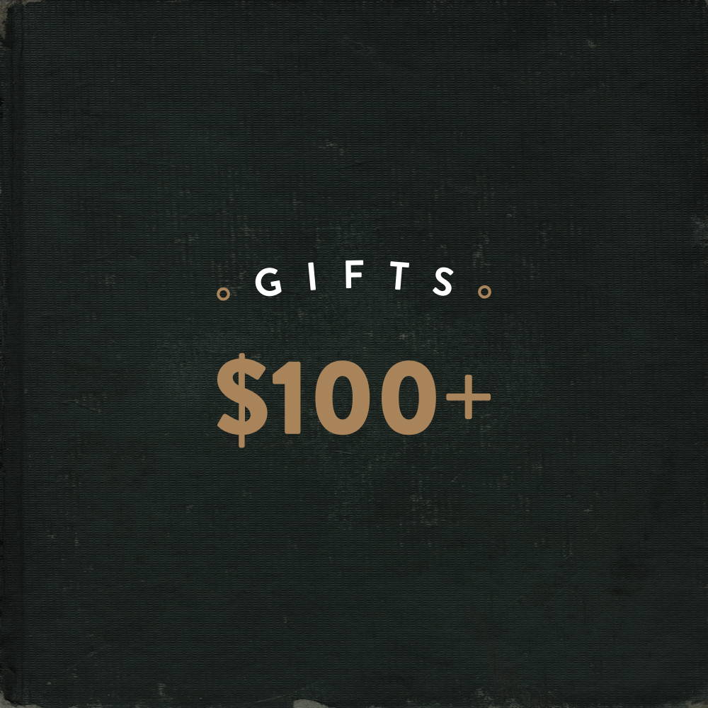 Gifts $100+