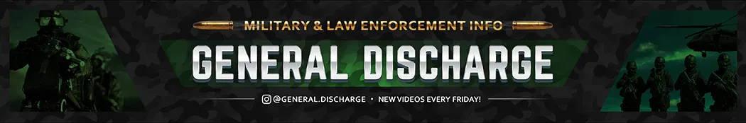 general discharge banner