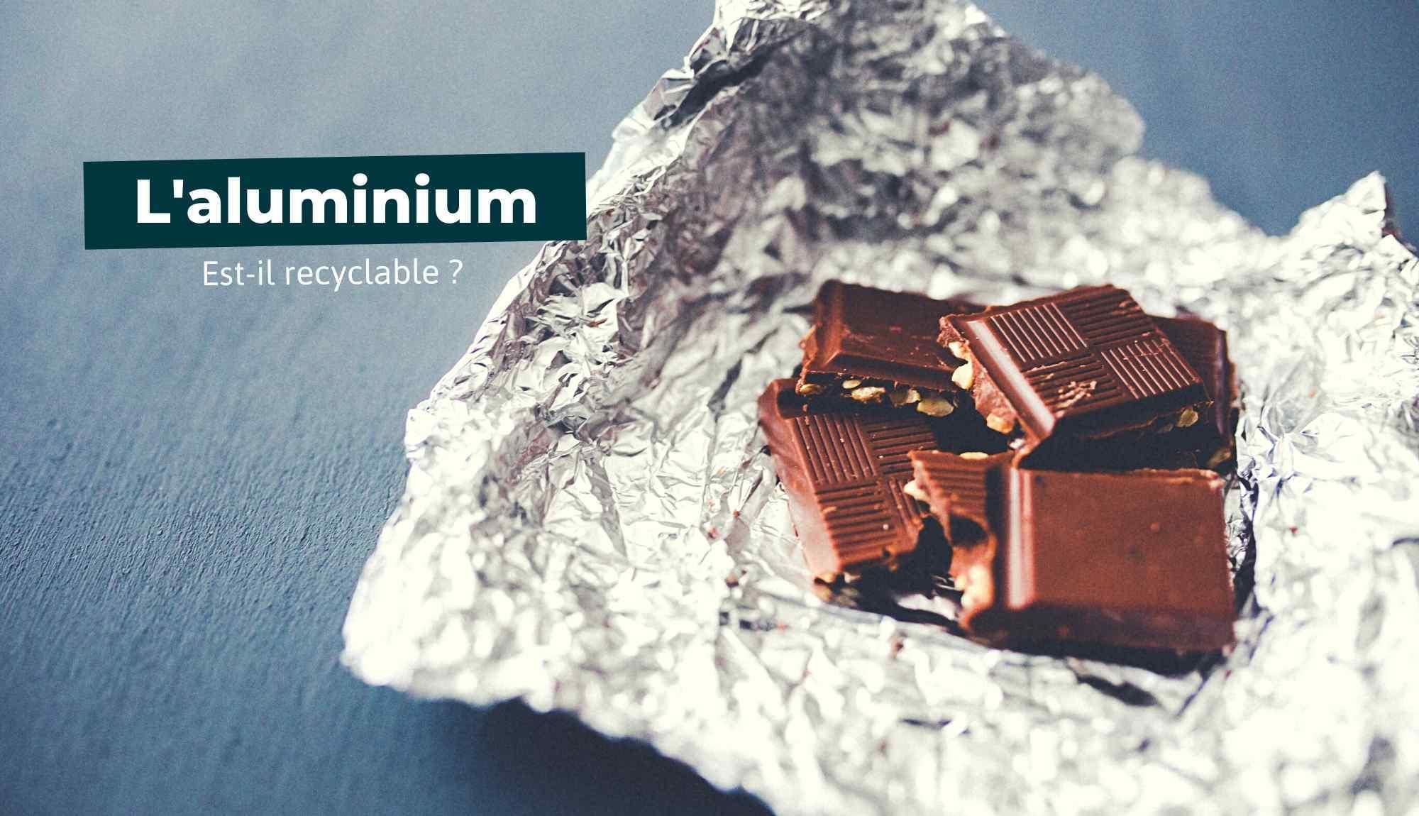 L'aluminium est-il recyclable ?