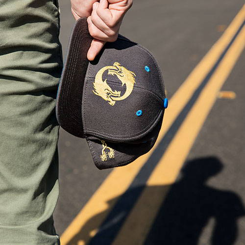 Photo showing an Overwatch Hat