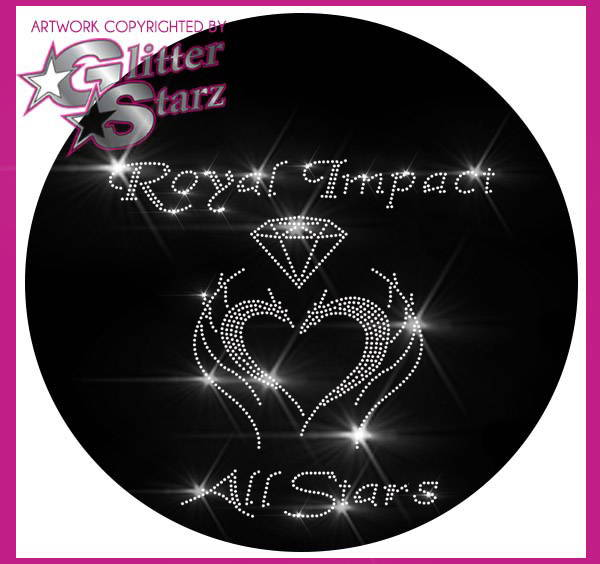 Glitterstarz webstore fundraiser Royal Impact All Stars
