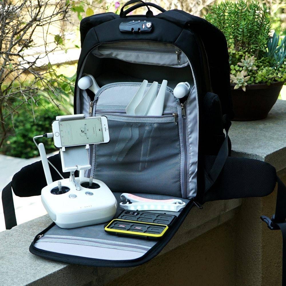 polarpro drone trekker backpack