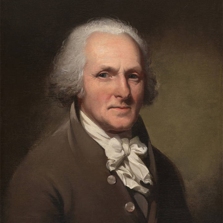 Charles Willson Peale Self Portrait