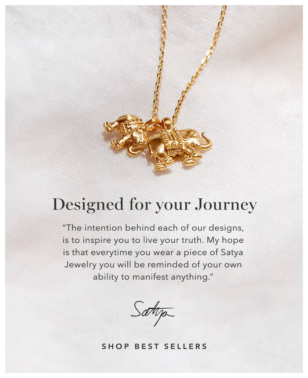 Satya Jewelry | Modern Jewelry with Meaning | Satya Jewelry