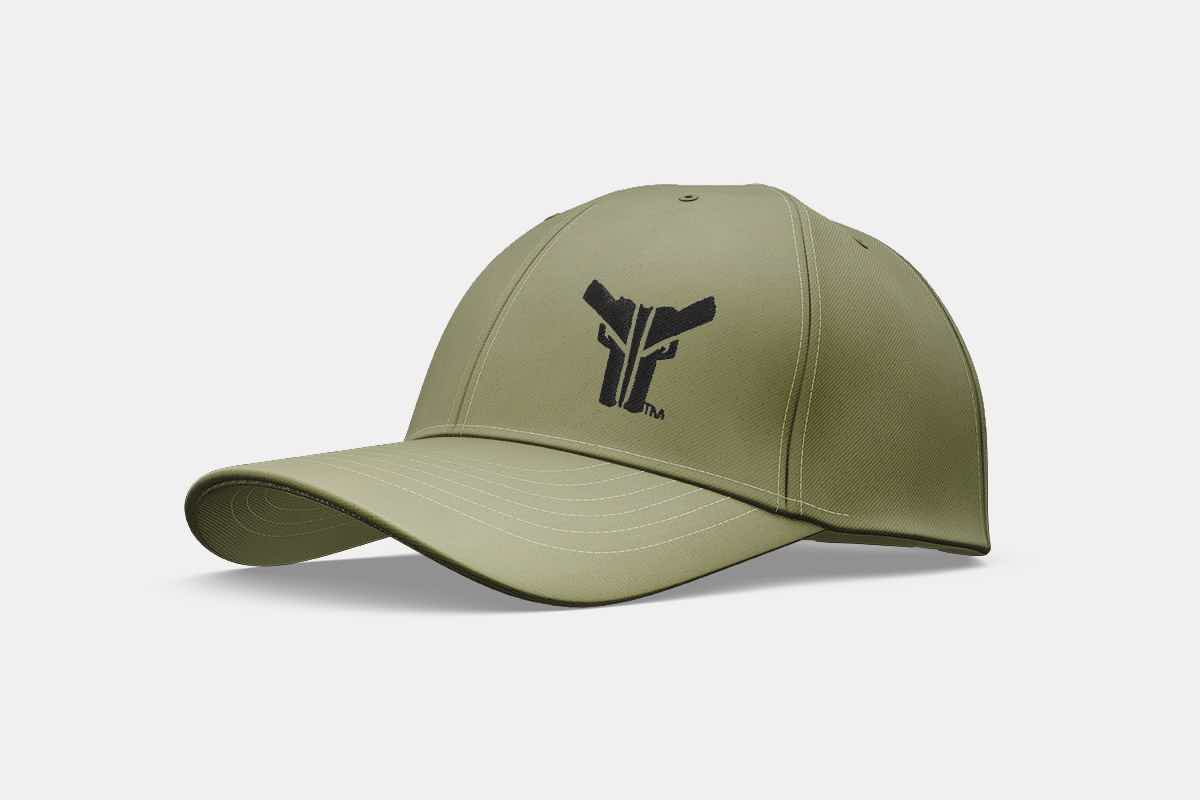 Bull Logo Hat 02