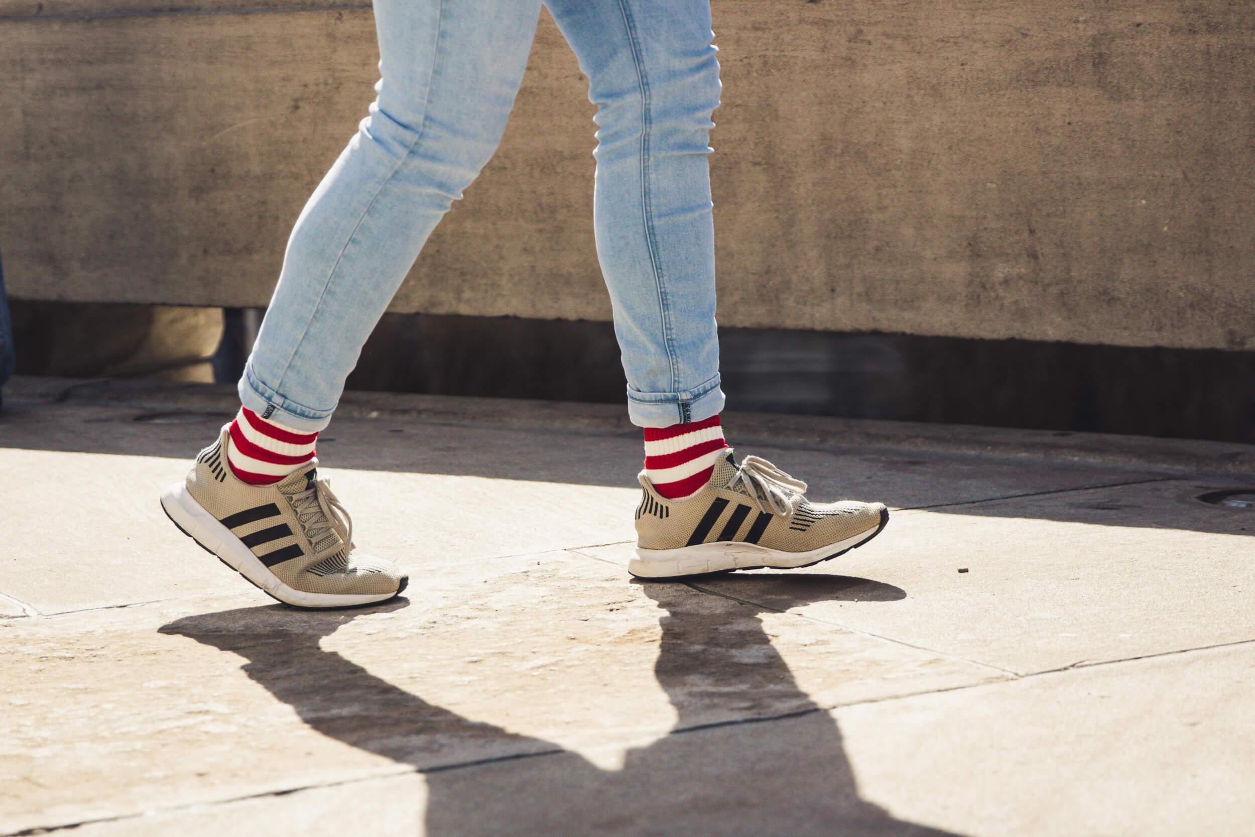 Mens USA Style Sock