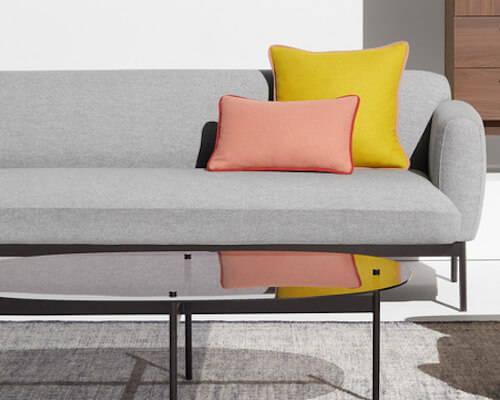 Blu Dot Puff Puff Studio Sofa