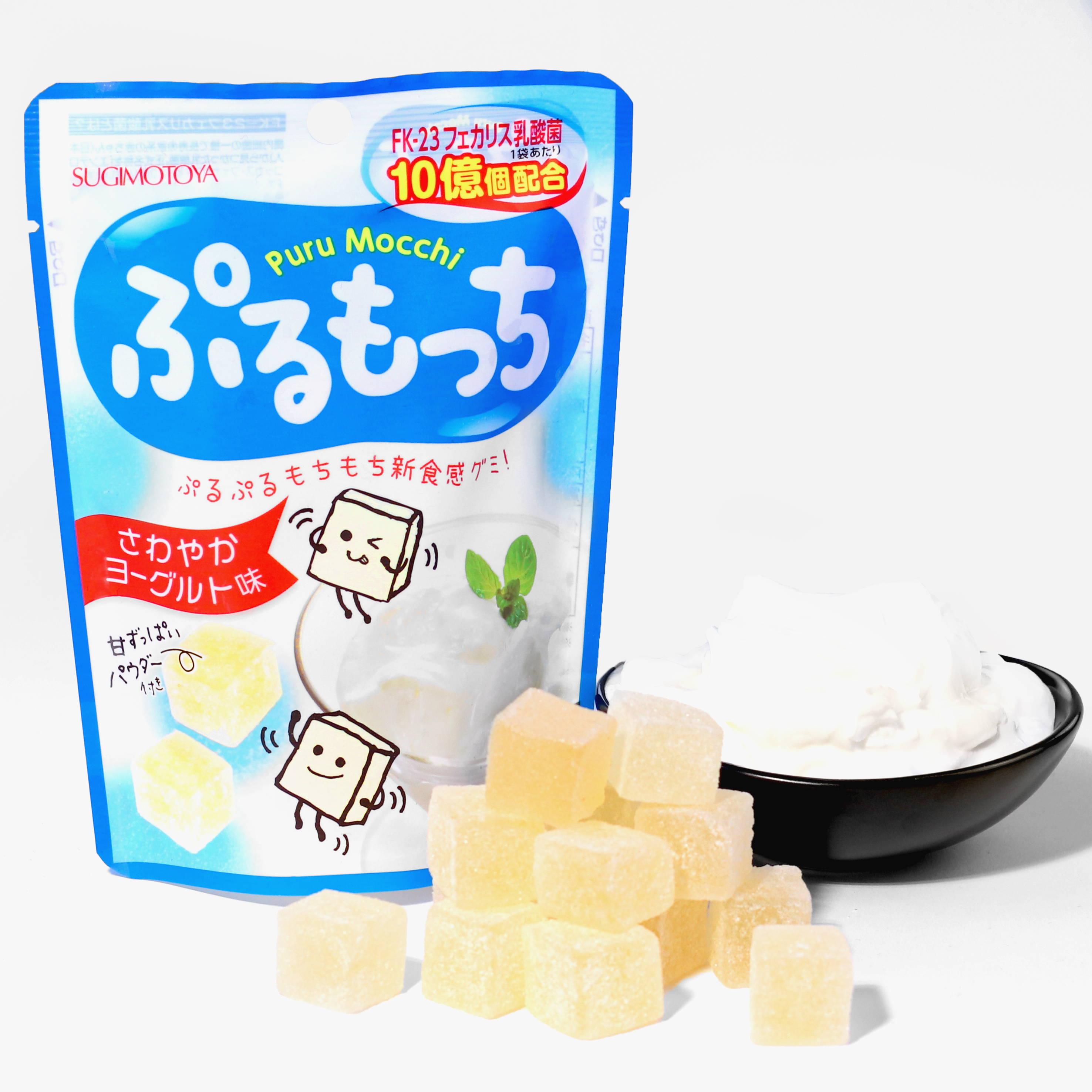 Puru Mocchi: Yogurt Flavor
