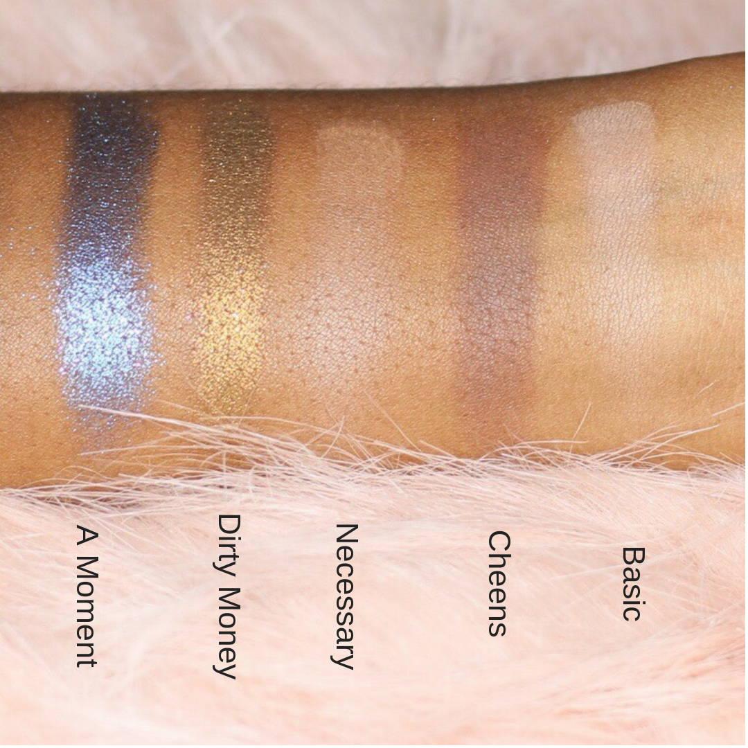 Dose of Colors Desi x Katy Friendcation Palette