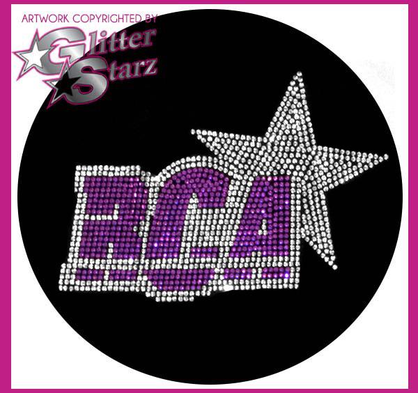 rca bling webstore fundraiser glitterstarz