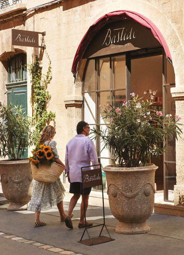 The Bastide Store in Provence