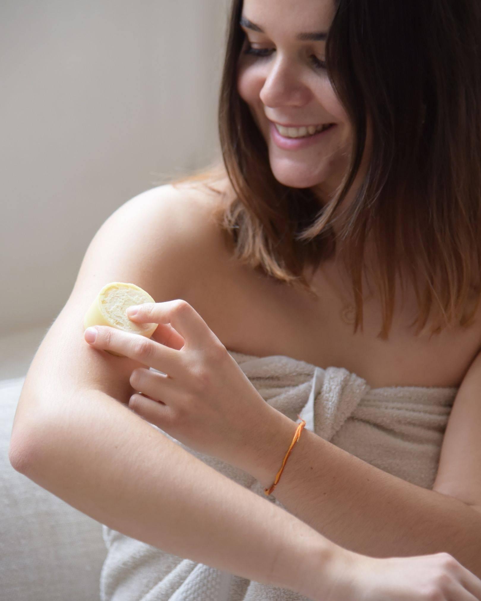 Crème hydratante - Beurre de Karité