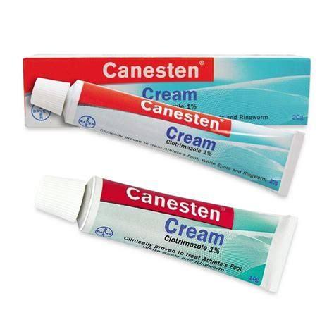 Canesten Cream for Thrush