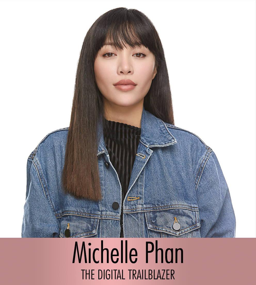 MICHELLE PHAN - The Digital Trailblazer