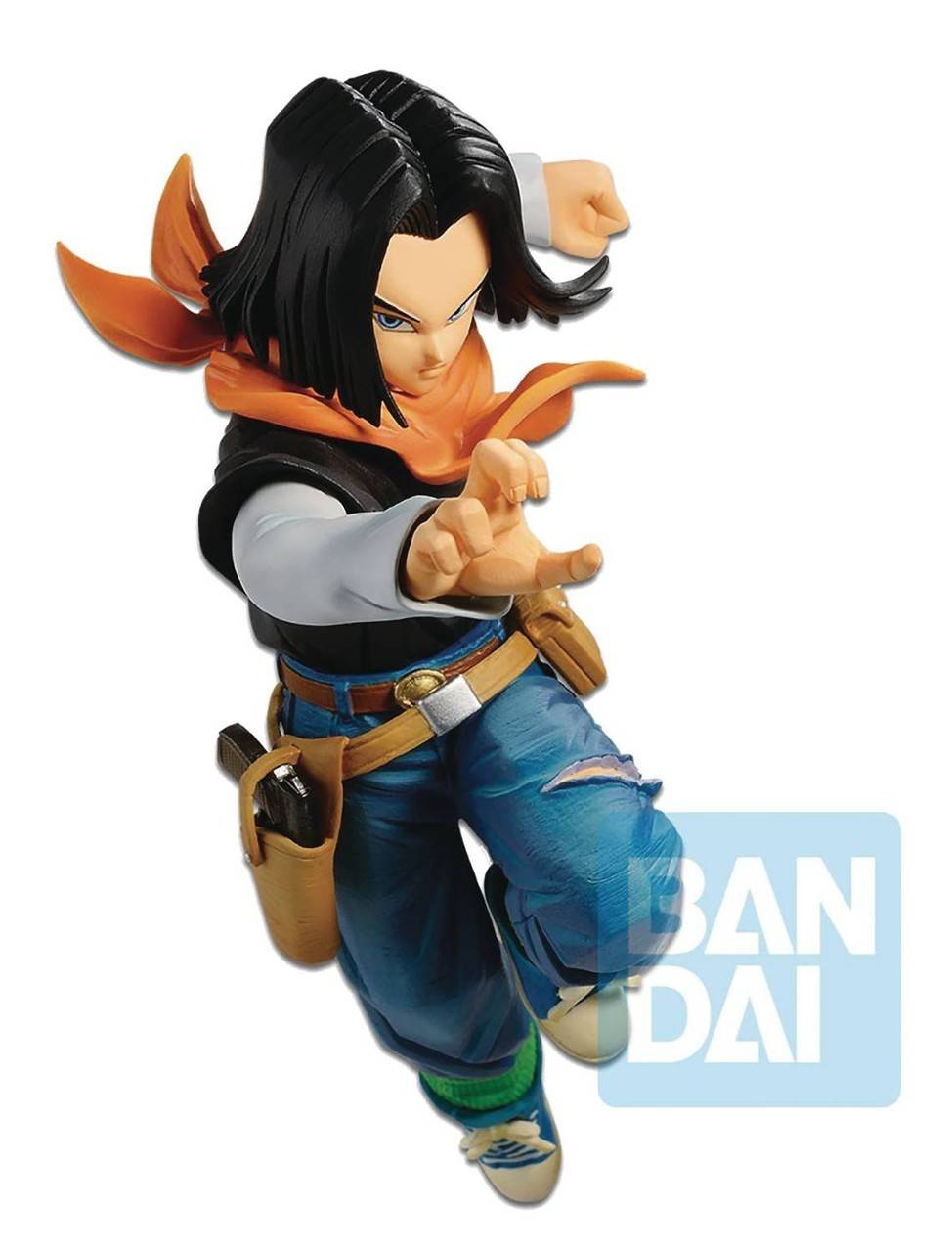 Android 17 Statue