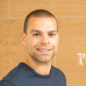 Aaron Frazer-Morris - Physiotherapist & Clinical Director