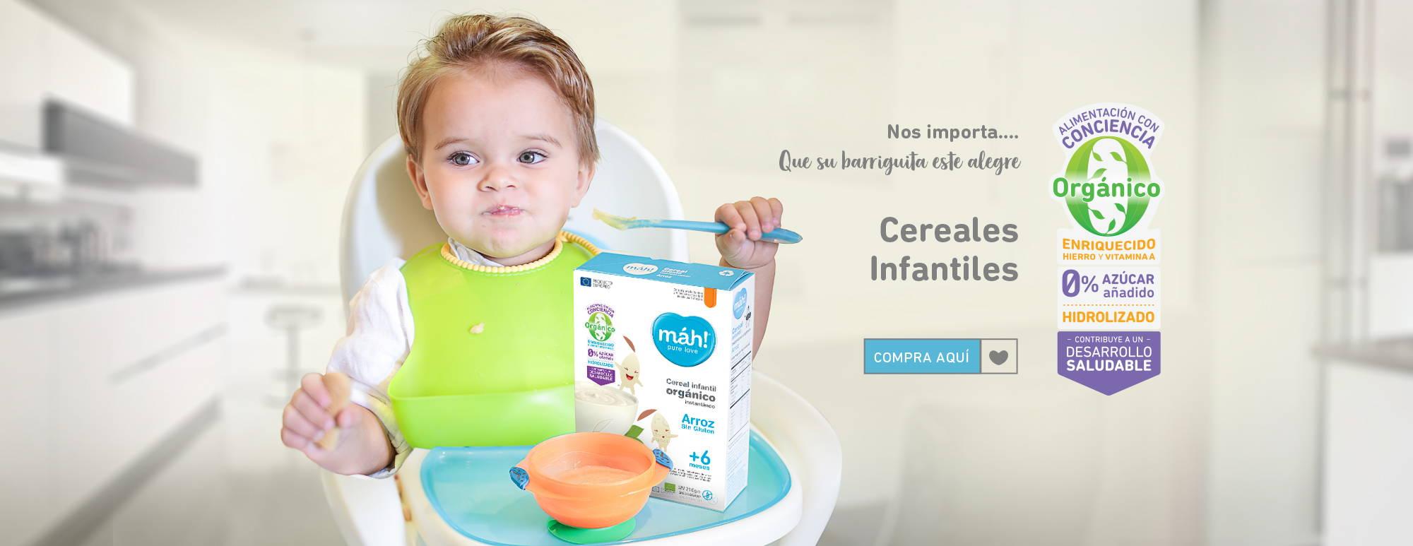papillas organicas para bebes