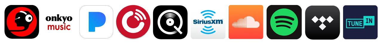 Music Streaming App Logos 2