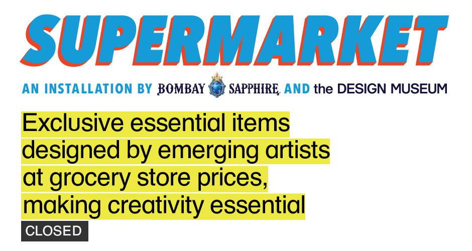 Supermarket essential items